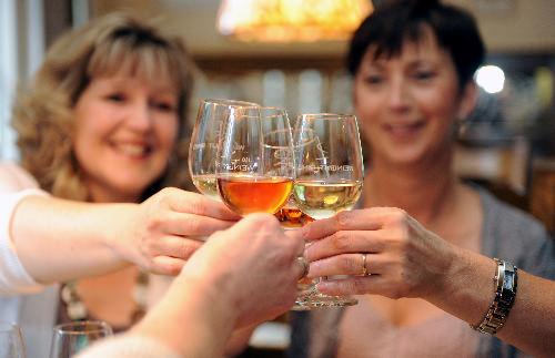 Kleine Weinprobe Moselweingut Ring Cochem